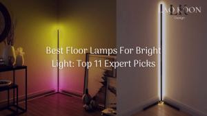 Floor Lamps For Bright Light
