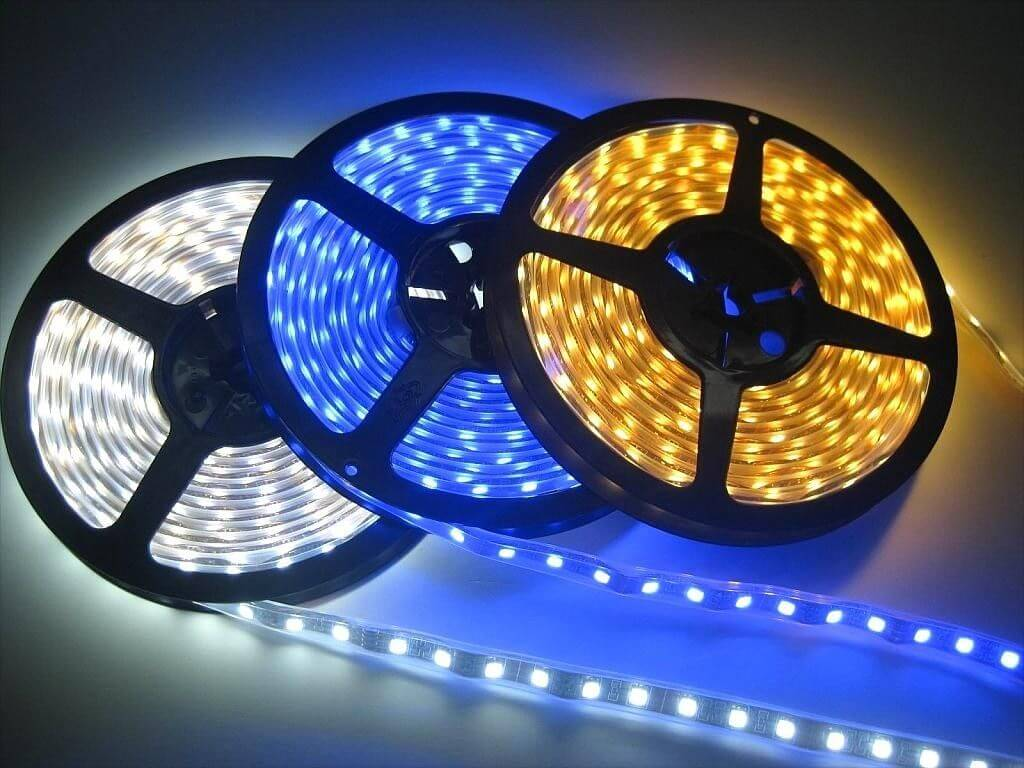Led lights are diverse