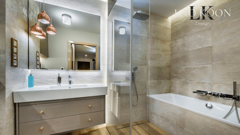 Rules to arrange switches, electrical sockets in the bathroom