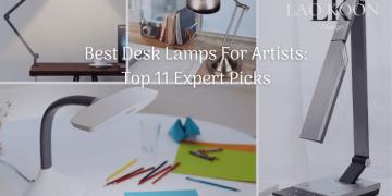 best desk lamps for artists