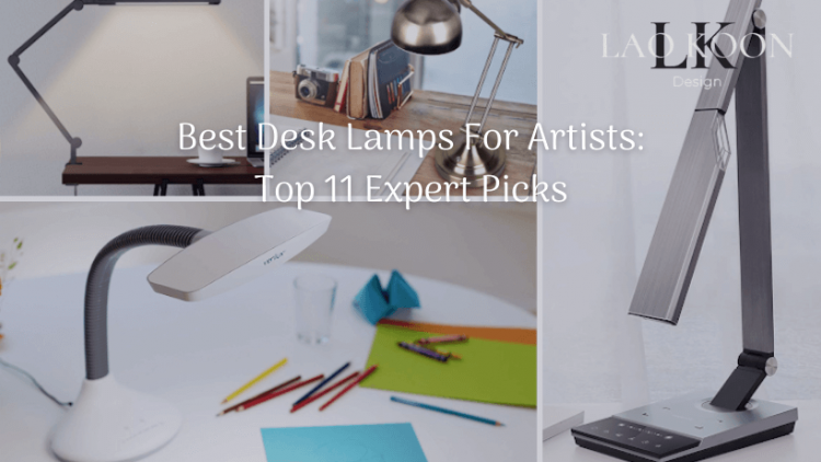 best desk lamps for artists