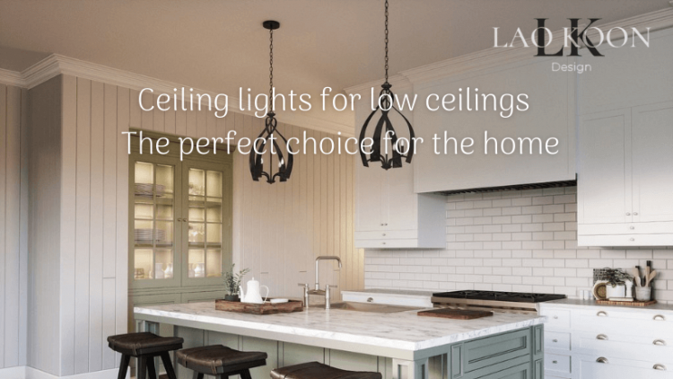 ceiling lights for low ceilings