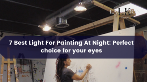 Best Light For Painting At Night