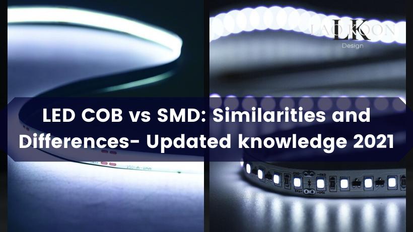 LED COB vs SMD