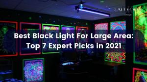 Best black light for large area