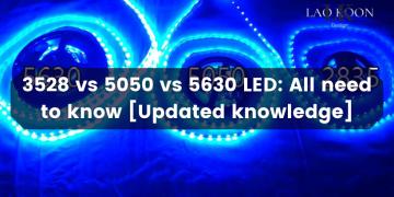 3528 vs 5050 vs 5630 LED