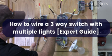How to wire a 3 way switch with multiple lightsHow to wire a 3 way switch with multiple lights