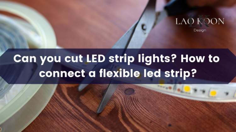 Can you cut LED strip lights?
